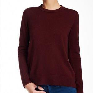 Vince crew neck cashmere sweater sz XXS